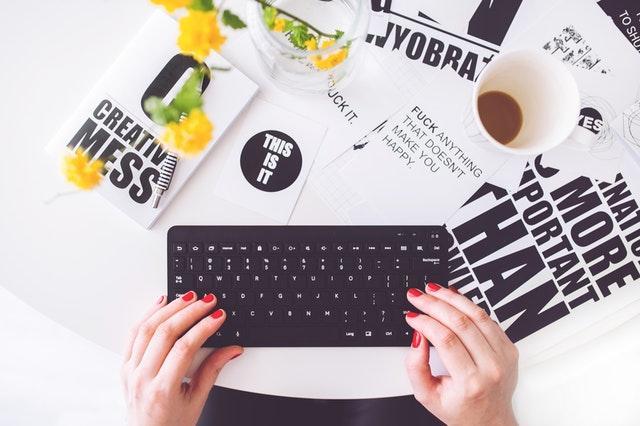 Hur designar man en blogg på bästa sätt?